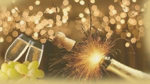 tapas nieuwjaarsbuffet