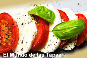 tomaat mozzerella