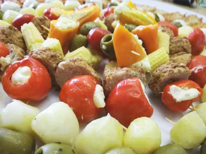 tapas catering alkmaar